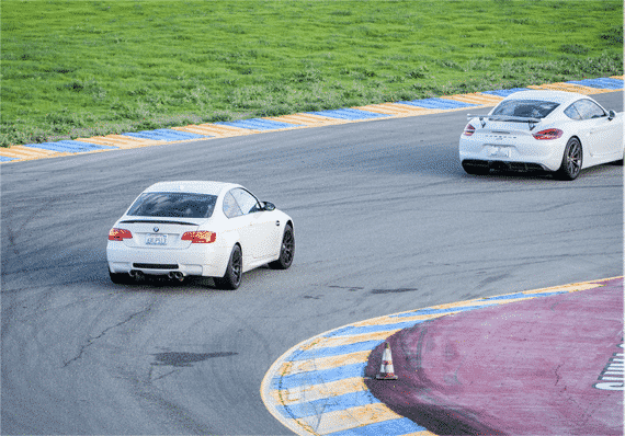 Performance Driving Experience Stage 2